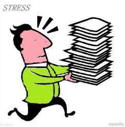 MBA Associates Limited - STRESS!