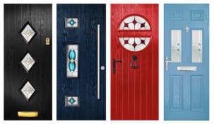 Entrance® Composite Door Solutions, - Seven new door designs from Entrance
