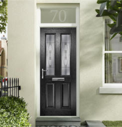 Distinction Doors - Capitalising on homeowners' love of composite doors