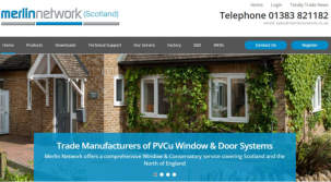 Deceuninck - Anywhere, anytime, any device - Merlin Network's new website is r