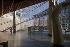 Pilkington Building Products - Pilkington Planar™ makes a powerful impression in Washington DC building