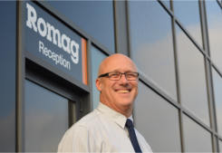 Romag appoints new Managing Director