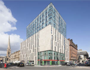 CMS Provides Quality Student Housing Solution At Glasgow's Elgin Place