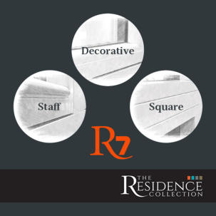 R7 transforms choice for homeowners and installers with 5 beads