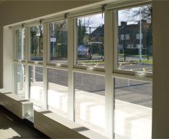 REHAU - Excell Trade Frames installs windows at multi-million free school development