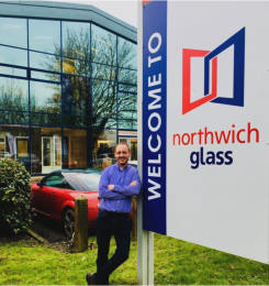 Polyframe – the clear choice for Northwich Glass Ltd