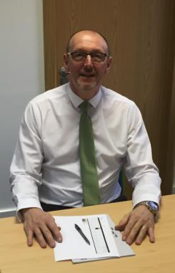 Letter to Editor, from Stewart Lamb, Managing Director of VITA Hardware UK