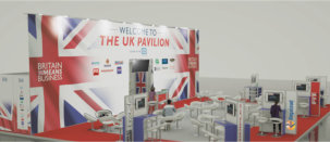 Regalead Sponsors British Reception At Fensterbau Frontale