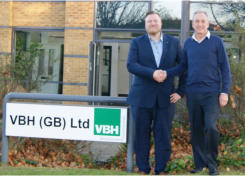 New Managing Director at VBH