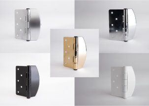 New greenteQ hinge for composite doors