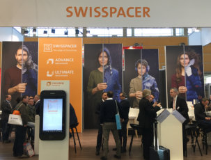 Another successful Fensterbau for SWISSPACER