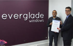 Everglade Windows Achieves Certification with Bluesky For Windows and Doorsets