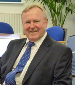 Long-serving Winkhaus NE project manager Trevor Riley retires