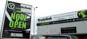 New Tradelink Windowcenter Opens in Stoke-on-Trent