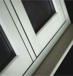 Profile 22's Flush Casement Window offer the Optima difference