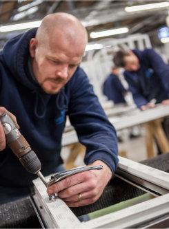 Epwin's award-winning training and development initiative reflects company's focus on closing the skills gap