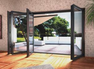 Aluminium Bifold Doors In Just 10 Days