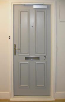 West Port doors last 40% longer in rigorous FD30 testing
