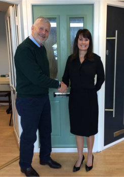 N&C finds complete composite solution with Virtuoso Doors
