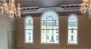 Mercury Glazing showcases its credentials as a specialist fabricator