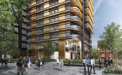 Foster and Partners specify SWISSPACER for Principal Tower