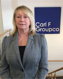 Pamela Wilson reinforces Carl F Groupco's presence in Ireland