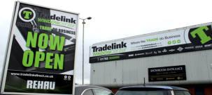 New Tradelink Windowcenter Opens in Stoke-on-Trent
